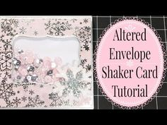 Intro to Fairy Friends + a card and shaker card from start to finish - YouTube