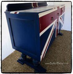 Union Jack sideboard