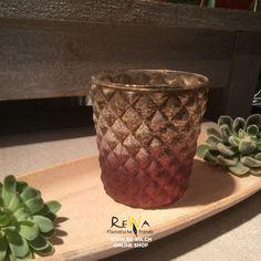 Planter Pots, Candle Holders, Candles, Trends, Metal Box, Get Tan, Corning Glass, Porta Velas, Chandelier