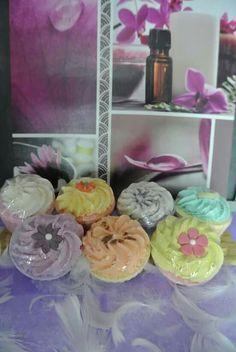 Nos cupcakes fondants pour 2/3 bains