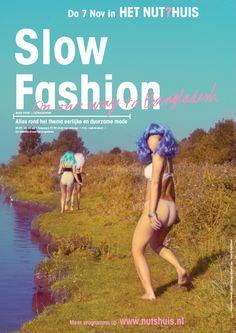 Slow Fashion, evenement voor duurzame mode in Den Haag