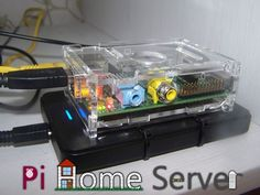 Definitely doing this + Custom Enclosure. Picture of Ultimate Pi Home Server | Repinned by @emilyslutsky