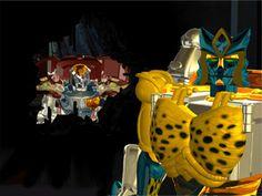 Cheetor Beast Wars International