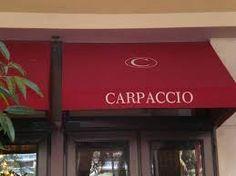 Restaurante Carpaccio Miami