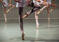 Les Petits Rats de l'Opéra // Paris Opera Ballet students