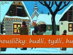 Vánoční koleda - Půjdem spolu do Betléma - Czech Christmas Carol