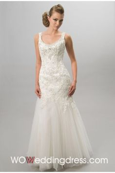 the Best Lovely Lace Trumpet/Mermaid Court Embellishing Wedding Dress - Shop Online for Beautiful Wedding Dresses