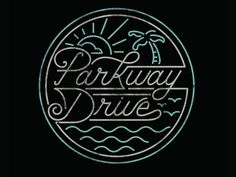 Parkway Drive (On Vacation) by Nick Beaulieu