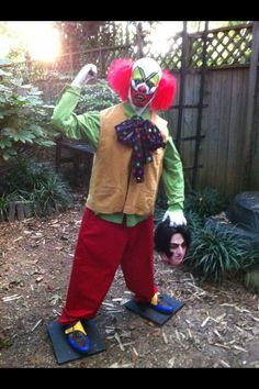 New Clown Prop