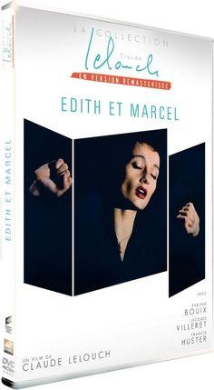 Edith et Marcel - NOUVEAU MASTER - DVD NEUF