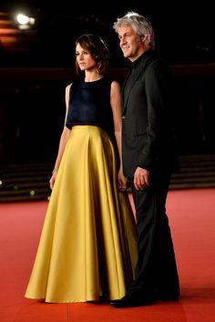 Kasia Smutniak Photos: Stars at the Rome Film Festival