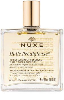 Nuxe Huile Prodigieuse multifunkčný suchý olej na tvár, telo a vlasy | notino.sk