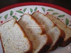 Dessert Bread (Basic Batter)