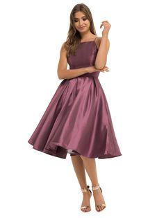 Chi Chi Saffron Dress