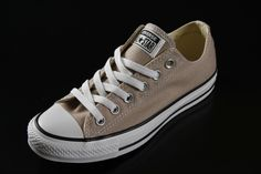 6f4fd8af4dc8 Converse - Converse All Star Ox Sneaker Beige Papyrus 147139C -  Fahrenheitstore Converse Sneakers