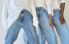 10 Pairs of Extra Flattering Jeans under Old Faithful, Spice Things Up, Mom Jeans, Pairs, Style, Fashion, Swag, Moda, Fashion Styles