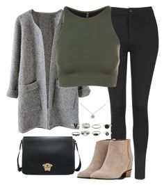 """""""Untitled #98"""" by jasmineee338 ❤ liked on Polyvore featuring Topshop, Onzie, Augusta and Tiffany & Co."""
