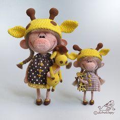 Жирафий привет всем-всем И спасибо, что участвуете в розыгрыше Дубоклёпы, мне таааак это приятно #дубоклёпы_куклы #дубоклёпы_жирафы #жирафовмногонебывает ☆