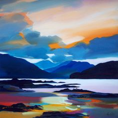 Colour In The Sound by Pam Carter