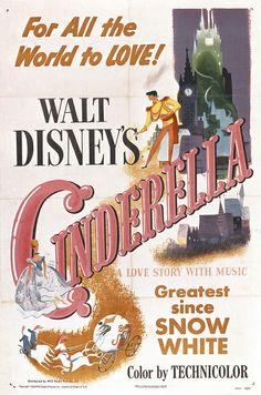 #Cinderella Theatrical Poster