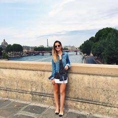 Completamente apaixonada por essa cidade! ❤️