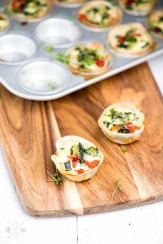 DAYlicious herzhafte vegetarische Muffins   relleomein.de #veggy #food