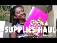 ♡ BTS : Mes fournitures scolaires ! - YouTube