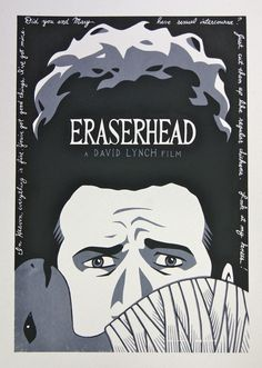 Eraserhead by David Lynch (1977) // Maybe the most unsettling movie I've ever seen.