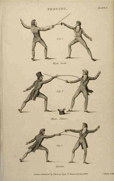 Regency Advertisements: Mr. Horder, the elegant dancing or fencing master