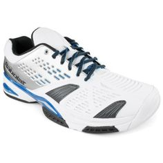 Babolat Men`s SFX White/Blue Tennis Shoes on Sale