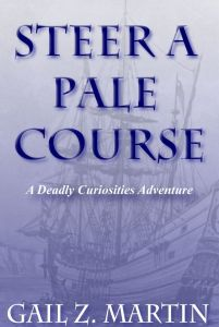 Book Review: Steer a Pale Course - Gail Z Martin