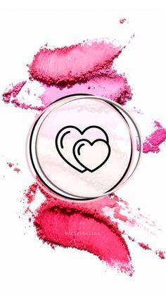 Instagram Logo, Instagram Makeup, Instagram Fashion, Instagram Story, Instagram Feed, Heart Wallpaper, Tumblr Wallpaper, Makeup Backgrounds, Insta Icon