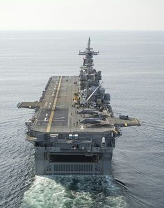 F-35B on USS Wasp