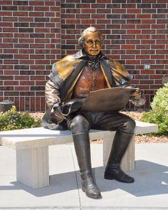 George Washington life-size Bronze Edition of 50