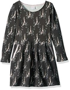 Gymboree Little Girls Star Print Dress Multi 5 -- Be sure to check out this awesome product.Note:It is affiliate link to Amazon.