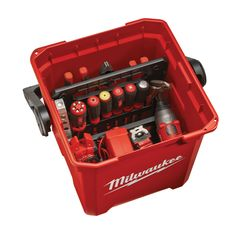 "13"" Jobsite Work Box | Milwaukee Tool"