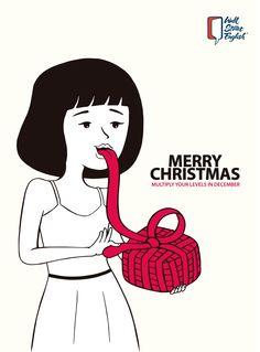 Adeevee - Wall Street English: Merry Christmas