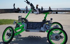 EV4 - Electric Scooter