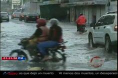 Muchas De Las Avenidas y Calles Principales de la Romana Están Inundadas