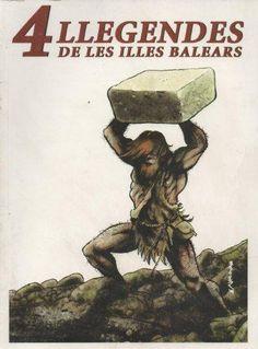 4 llegendes de les Illes Balears