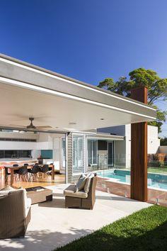 Architect House, Sydney, New Homes, Backyard, Exterior, Street, Outdoor Decor, Ideas, Home Decor