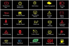 16 Car Dashboard Warning Lights Ideas Warning Lights Lit Meaning Lights