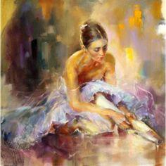 Reminiscence Anna Razumovskaya Artwork