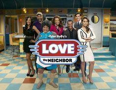 Love Thy Neighbor (TV Series 2013- ????)