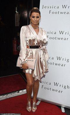 Jessica Wright..... - Celebrity Fashion Trends