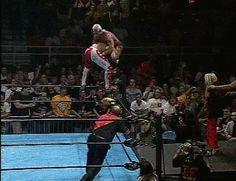 Chris Candido - Blonde Bombshell GIF #wrestling #wwe