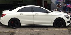 Mercedes CLA AMG Black Detailing Side Mercedes Benz Cla 250, Mafia, Cars And Motorcycles, Luxury, Vehicles, Black, Fancy Cars, Sports, Autos