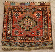 Serape Style Persian Rug Sample by allthingsbarbara on Etsy, $147.00