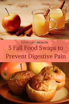 #Fall favorites, like #cider and butternut squash, can aggravate ulcerative colitis symptoms. Here's what to eat instead.