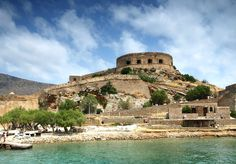 Spinaloga: Inspiration for a bestseller! #Crete #Travel